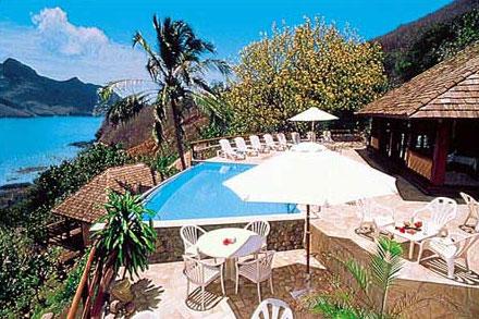 Nuku Hiva Pearl Lodge French Polynesia Marquesas Nuku Hiva