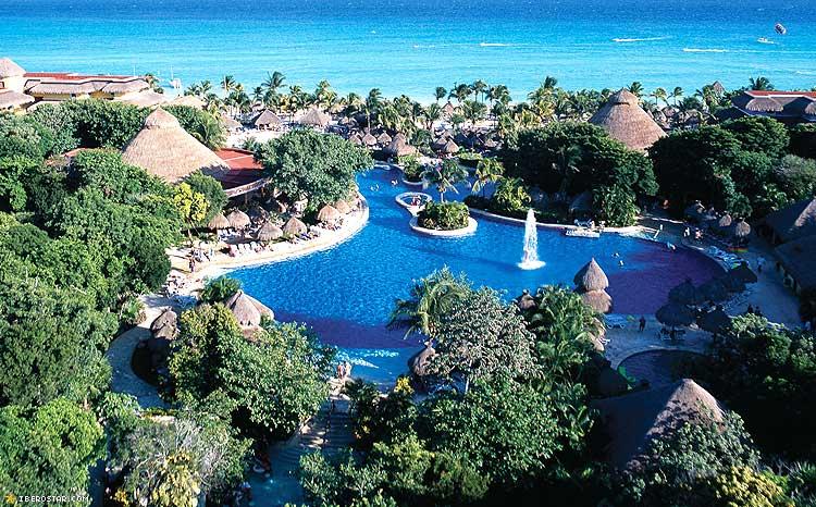 Iberostar Quetzal Tucan Mexico Yucatan Playa Del Carmen