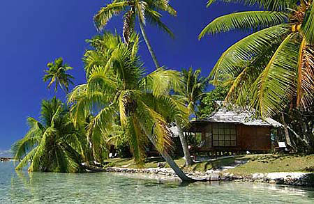 Vahine Island Resort French Polynesia Society Islands