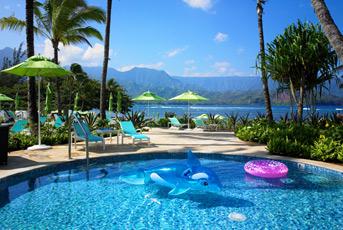 St Regis Kauai Mountain Garden Escape Room