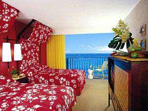 Portable Parking Garage >> Aston Waikiki Beach Hotel (Hawaii - Oahu - Waikiki)