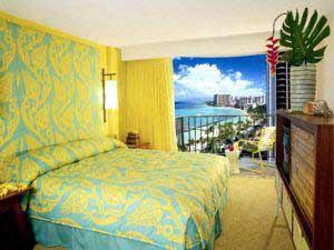 Aston Waikiki Beach Hotel Hawaii Oahu Waikiki