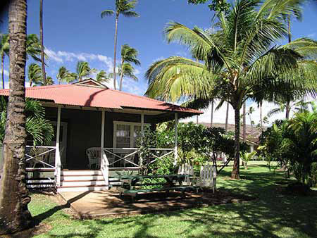 video and wpc of photos cottages plantation cottage coast hotel a waimea the exterior