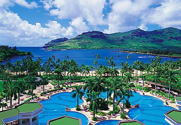 Kauai Marriott Resort And Beach Club